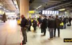 بالفيديو.. إغلاق مطار أمستردام بعد أن هدد رجل بتفجير نفسه بقنبلة