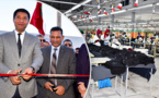 رئيس جهة الشرق يدشن وحدة  صناعية للنسيج بإقليم جرسيف لخلق مناصب الشغل