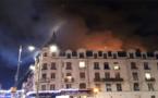 إصابة 19 شخصا جرّاء اندلاع حريق مهول بمدينة تولوز الفرنسية