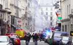 فرنسا: انفجار قوي إثر تسرب محتمل للغاز في مخبزة وسط باريس