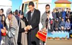 الدريوش.. رشدي وبعوي يشرفان على توزيع أكشاك لذوي الاحتياجات الخاصة والمعطلين بأولاد أمغار وتروكوت