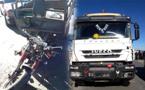 مأساة.. مصرع خمسيني وأب لخمسة أبناء فوق دراجته النارية في حادثة سير بالدريوش