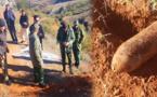 الدريوش.. العثور على قنبلة تعود لحقبة الإستعمار بمنطقة لعسارة تستنفر السلطات المحلية والأمنية