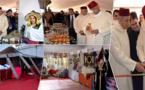 بمشاركة 100 عارض.. رشدي وبوجوالة يشرفان على افتتاح معرض الصناعة التقليدية في نسخته الثانية بالدريوش