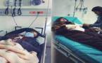 شقيق الممثل ياسين صواب ينفي إصابته بأنفلونزا الخنازير ويكشف أسباب تواجده بالمستشفى
