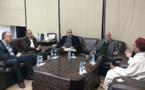 حزب التقدم والإشتراكية بالناظور يطالب بتعجيل تزويد الأحياء الهامشية بقنوات الصرف الصحي