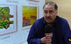 الزوفري مصطفى.. يسلط الضوء على تجربته الفنية بندوة بمعرض الكتاب وهذا مسار نجاحه بالخارج