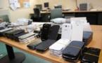 الجمارك تحجز العشرات من الهواتف المستعملة بميناء المتوسط