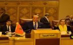 سلامة يترأس  وفد مجلس المستشارين المشارك في قمة البرلمان العربي