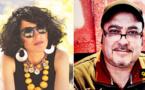"""الفنانان الريفي """"علي أجواو"""" والسوسية """"زورا تنيرث"""" يُغنيان للوليد ميمون أغنيته الخالدة في ديو مشترك"""