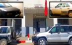 الدريوش.. حجز سيارتين مزورتين في حملة تمشيطية للدرك الملكي واعتقال مبحوث عنه