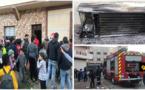 إطفائيو الناظور يفلحون في إخماد حريق مهول بعد اندلاعه بمنزل وسط الحي العسكري تاويمة