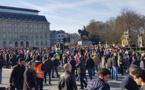 أسر ريفية و مئات النشطاء بالدياسبورا يتنقلون إلى بروكسيل استجابة لنداء ناصر الزفزافي