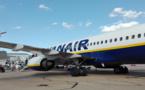شركة الطيران ريان إير تعلن عن إفتتاح خطيين جويين يربطان تولوز بوجدة وطنجة