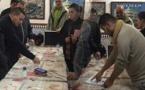 """عشرات التجار يتوعدون بالاحتجاج ضد قرار إعادة تهيئة مركز """"الراشطرو"""" التجاري وسط مليلية"""