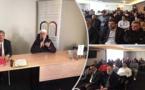 مؤسسة تجمع مسلمي بلجيكا تنظم لقاء تواصليا ناجحا مع مسؤولي وأئمة مساجد المنطقة الفلمنكية