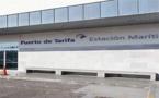 إغلاق ميناء طريفة بسبب رياح بسرعة 70 كلم في الساعة يشل جزئيا حركة الملاحة بين المغرب وإسبانيا
