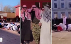 فيديو.. تلاميذ مدرسة كاثوليكية يثيرون غضب المسلمين في بلجيكا لهذا السبب