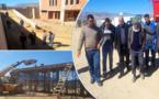 الدريوش.. رئيس جماعة ميضار يتفقد سير الأوراش والمشاريع التنموية المهيكلة بالمدينة