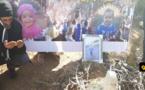 عائلة الطفلة إخلاص البوجدايني تخلد الذكرى الأربعينية لوفاة إبنتها بحضور نشطاء ومتضامنين