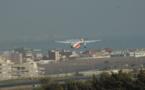 طائرة كانت ستقل مسافرين من مليلية الى مالقا تعرضت لعطل تقني  بالمطار
