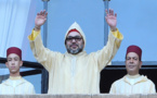 الملك محمد السادس يدين الاعتداء الارهابي على مسجدين بنيوزيلندا