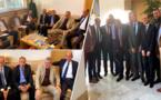 البرلماني عبد الله البوكيلي ورؤساء جماعات بالدريوش يتباحثون مع الكاتب العام لوزارة الفلاحة مشاريع تنموية بالإقليم