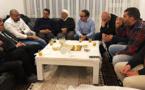 رئيس مجلس إقليم الدريوش ومكتب جمعية عين عمار اوروبا في اجتماع لإعداد اللقاء السنوي الثاني