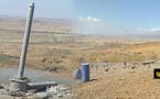 شاهدوا بالفيديو.. بئر بعمق 200 متر يحير ساكنة جماعة أمجاو.. يصدر أصوات قوية ويدفع الأتربة الى الخارج