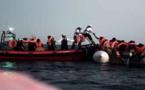 سوء الأحوال الجوية تحاصر مرشحين للهجرة نزلوا على جزيرة شافاريناس