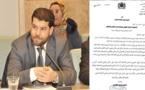 البرلماني فاروق الطاهري يقدم ملتمسا لوزير الصحة يتعلق بالديمومة في المركز الصحي بجماعة قرية أركمان