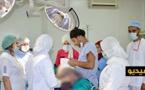 لأول مرة بالناظور.. أطباء بالمستشفى الحسني ينجحون في زراعة ثدي سيدة عانت من مرض السرطان