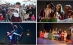 """مهرجان مسرح الطفل الدولي يواصل إشعاعه بافتتاح """"كورنيش الفنون"""" وسط الناظور"""