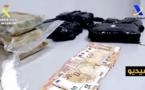شاهدوا بالفيديو.. العثور على كمية مهمة من الكوكايين بميناء هويلفا