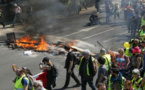 بالفيديو.. اشتباكات مع الشرطة واعتقال نحو 130 محتجا في السبت الـ23 للسترات الصفراء