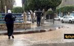 شاهدوا.. تسجيل تساقطات مطرية مهمة بعدد من المناطق بإقليم الناظور