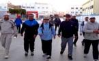 على مسافة 40 كلم.. جمعية الأعمال الإجتماعية لموظفي جماعة الدريوش تنظم ماراطون المشي في نسخته الرابعة