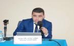 ابن تمسمان الباحث بلال بوجي ينال شهادة الدكتوراه في الجغرافيا بميزة مشرف جدا مع التوصية بطبع ونشر أطروحته