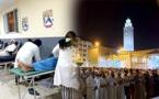 """إقبال متزايد للمتبرعين بالدم في المحطة الثالثة من الحملة الرمضانية لـ""""التصدق بالدم"""" بالناظور"""