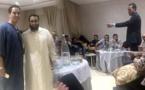قيادات من البام تزور بغداد أزعوم وتطالبه بالتراجع عن إستقالته من حزب الأصالة والمعاصرة