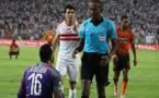 جامعة كرة القدم تحتج على الحكم الذي أدار نهائي نهضة بركان و الزمالك المصري