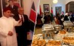 سفير المغرب بكينيا ينظم مأدبة إفطار على شرف الوفد المغربي والإفريقي بحضور سفراء ووزراء دول عربية وأوروبية