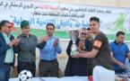 تتويج فريق شباب سبعون بطلا لدوري الرمضاني لكرة القدم المصغرة