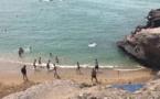 استنفار بشاطئ أمجاو بحثا عن شاب من الناظور اختفى في عرض البحر