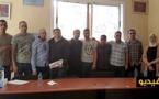 تأسيس فرع إقليمي لجمعية مدرسي الأمازيغية بجهة طنجة تطوان الحسيمة