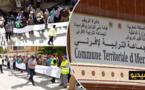 """الدريوش.. قرار إحداث مقر جماعة افرني بدوار """"حجر الطجين"""" يخرج ساكنة دوار ميضار الأعلى للاحتجاج"""
