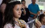 فردوس بوزريوح طفلة مغربية تفوز بتحدي القراءة بألمانيا