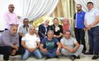 الشيف بومدين علر رأس جمعية خاصة بفنون الطبخ والحلويات