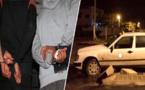 الدريوش.. حجز سيارة مزورة واعتقال شخصين كانا يعتزمان تحويلها لسيارة أجرة بإحدى مدن جهة الرباط