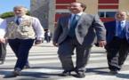 وزير الداخلية الإسباني يزور ميناء الجزيرة الخضراء ويطلع على الإستعدادات الجارية لعملية عبور الجالية